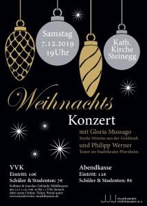 Weihnachtskonzert_Flyer